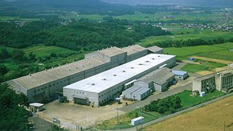 赤萩フランジ 淡路マテリア 旧伊賀工場
