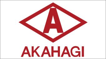 赤萩フランジ 淡路マテリア ロゴ