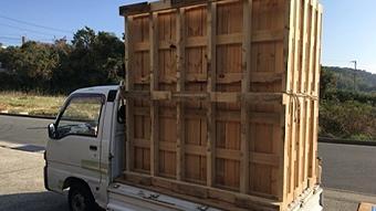リサイクル 木箱類